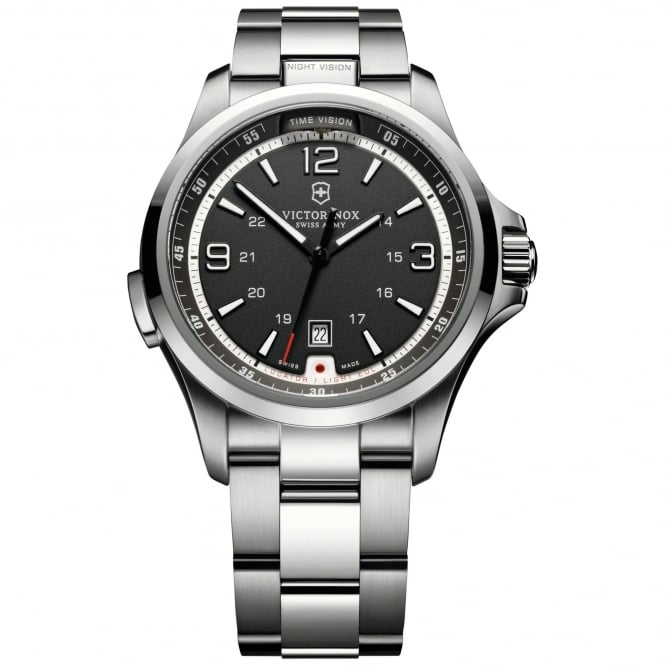 Victorinox 241569 Men's Night Vision Wristwatch