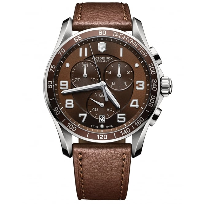 Victorinox 241653 Men's Chrono Classic Wristwatch