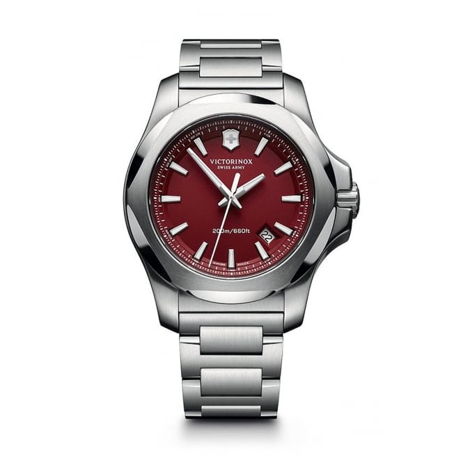 Victorinox 241743.1 Men's I.N.O.X Red Wristwatch