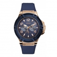 Guess W0247G3 Men's Rigor Wristwatch