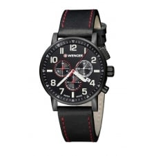 Wenger 01.0343.104 Men's Attitude Chronograph Wristwatch
