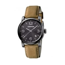 Wenger 01.1041.129 Men's Urban Metropolitan Wristwatch