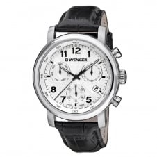 Wenger 01.1043.109 Urban Classic Chronograph Wristwatch